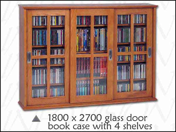 CABINET MAKING BOOKS GLASS DOORS | Cabinet Doors